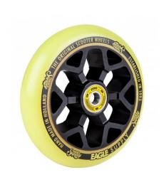 Eagle Standard 6M Core Scooter Wheel Black/Yellow 110mm