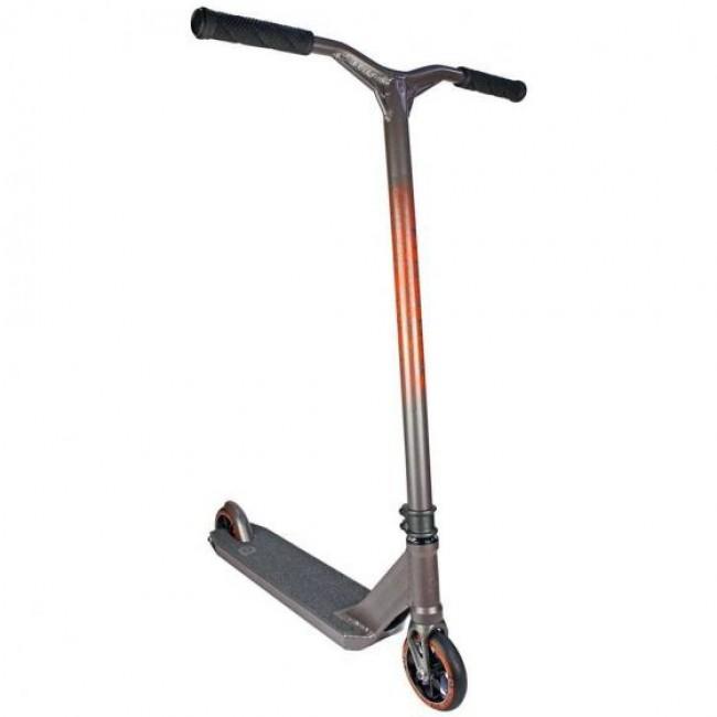 District HTS Stunt Scooter Titanium Grey