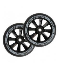 Root Industries Turbine Scooter Wheels Black 110mm