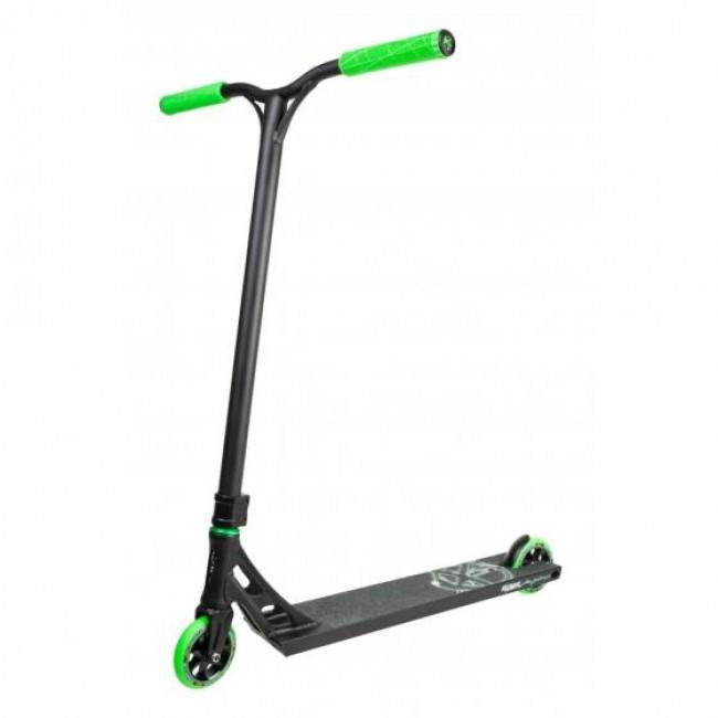 Addict Equalizer Complete Stunt Scooter Black/Green