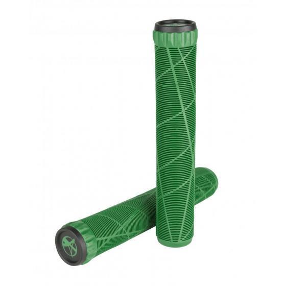 Addict OG Scooter Handlebar Grips Bottle Green