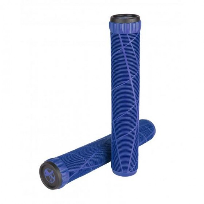 Addict OG Scooter Handlebar Grips Blue