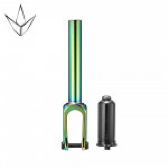 Blunt CNC V2 IHC Scooter Forks Oil Slick
