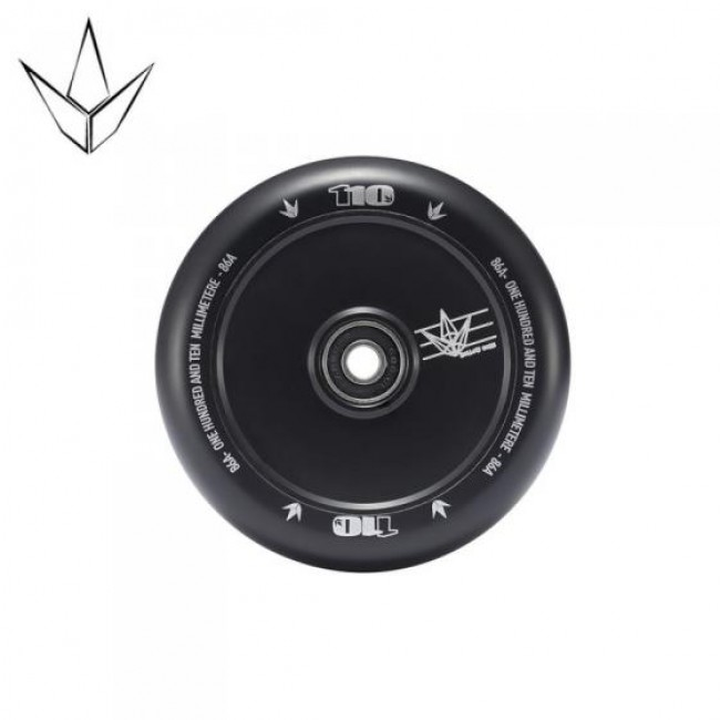 Blunt Hollowcore Scooter Wheel Black 120mm