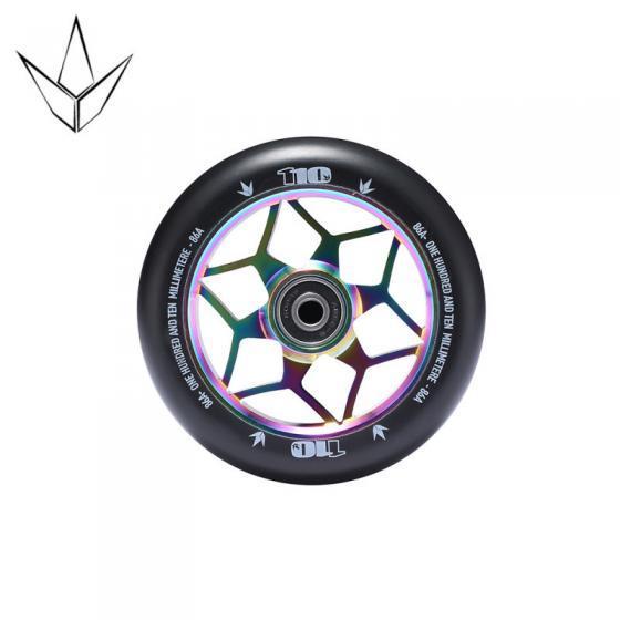 Blunt Diamond Scooter Wheel Oil Slick 110mm