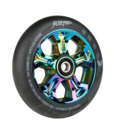 Blazer Pro Rebellion Forged Scooter Wheel Black/Neo Chrome 110mm