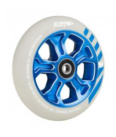Blazer Pro Rebellion Forged Scooter Wheel Grey/Blue 110mm