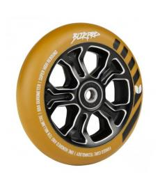 Blazer Pro Rebellion Forged Scooter Wheel Gum/Black 110mm