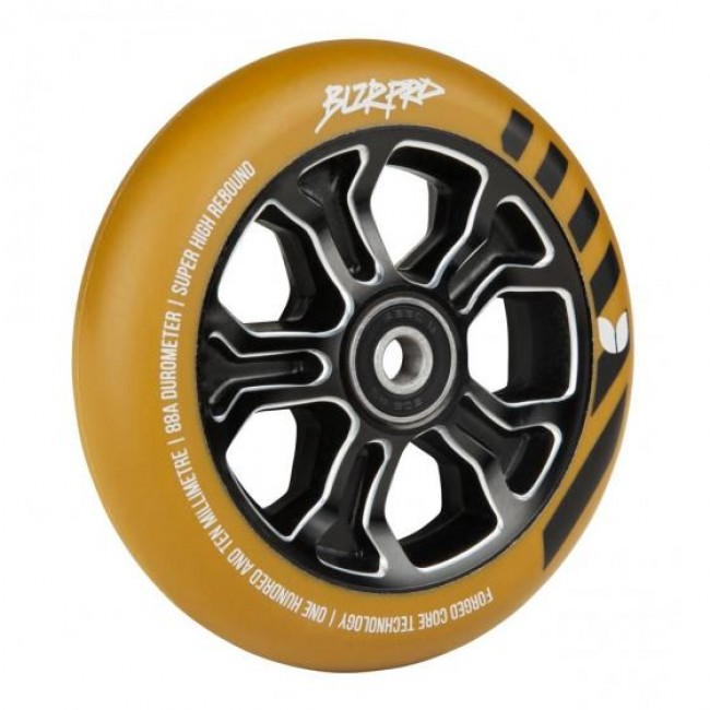 Blazer Pro Rebellion Forged Scooter Wheel Gum/Black 110mm