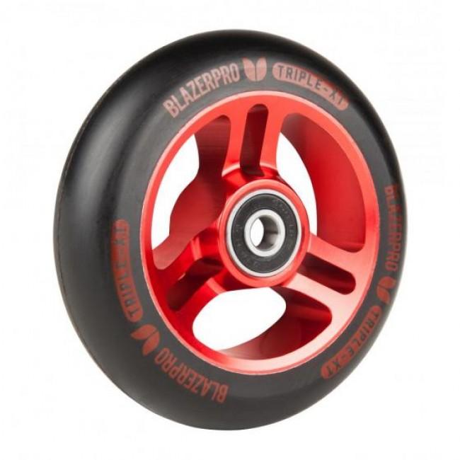 Blazer Pro Triple XT Scooter Wheel Black/Red