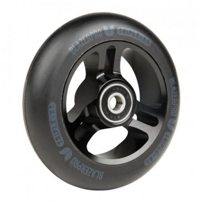 Blazer Pro Triple XT Scooter Wheel Black/Black