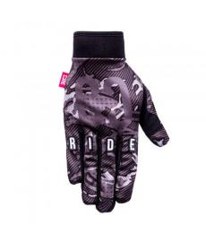 Core Protection Gloves Black Camo Extra Large