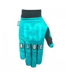 Core Protection Gloves Black Teal Extra Large
