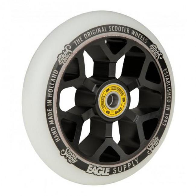 Eagle Standard 6M Core Scooter Wheel Black/White 110mm