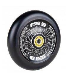 Eagle Radix Full Hollowtech Scooter Wheel Black/Black Med 115mm