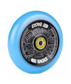 Eagle Radix Full Hollowtech Scooter Wheel Black/Blue Med 115mm