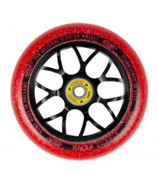 Eagle Standard X6 Core Candy Wheel Black/Red 110mm