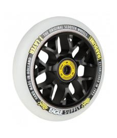 Eagle Hardline 1L X6 Snowballs Scooter Wheel Black/White 110mm