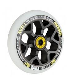 Eagle Hardline 1L 6M Snowballs Scooter Wheel Black/White110mm