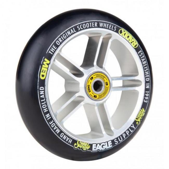 Eagle Radix 5D 1/L Scooter Wheel Silver/Black