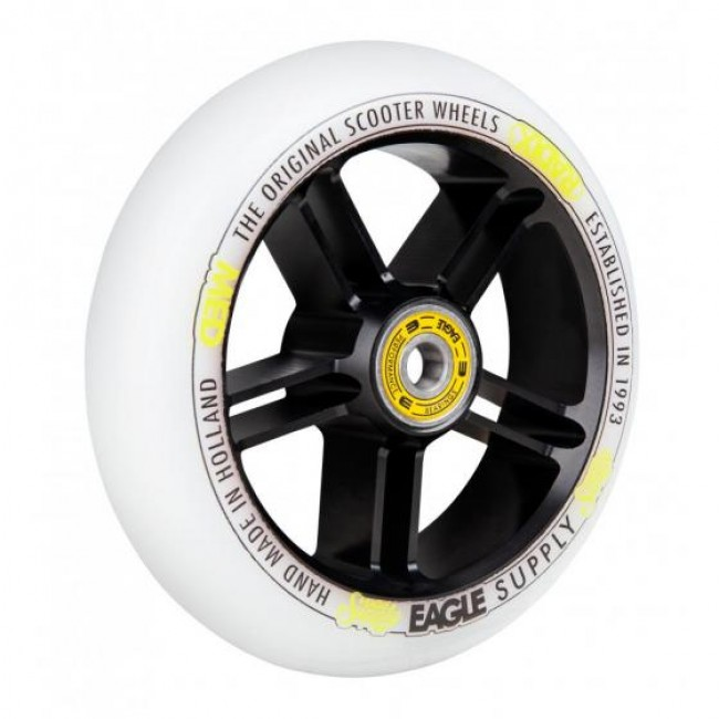 Eagle Radix 5D 1/L Scooter Wheel Black/White