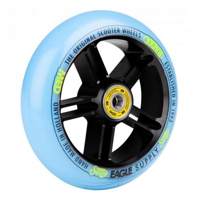 Eagle Radix 5D 1/L Scooter Wheel Black/Blue