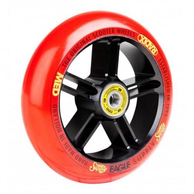 Eagle Radix 5D 1/L Scooter Wheel Black/Red