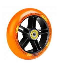 Eagle Radix 5D 1/L Scooter Wheel Black/Orange