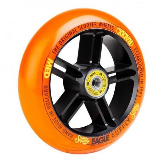 Eagle Radix 5D 1/L Scooter Wheel Black/Orange