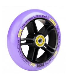 Eagle Radix 5D 1/L Scooter Wheel Black/Purple