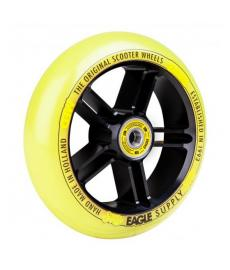 Eagle Radix 5D 1/L Scooter Wheel Black/Yellow