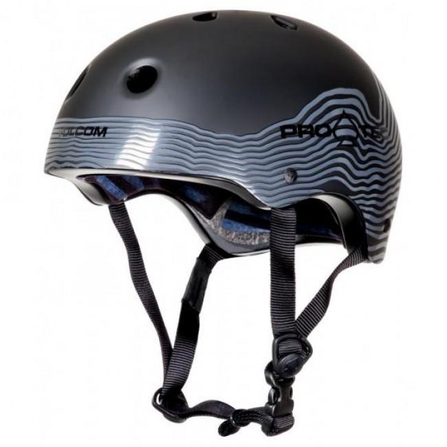 Protec Classic Certified Helmet Volcom Mag Vibes