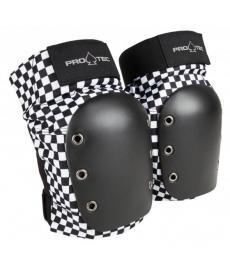 Protec Street Knee Pads Large Adult Checker