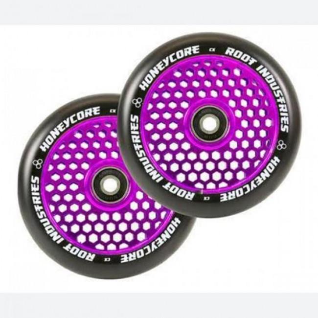 Root Industries Honey Core Scooter Wheels Black/Purple