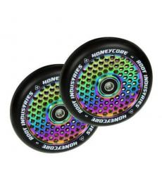 Root Industries Honey Core Scooter Wheel Neo Chrome 110mm