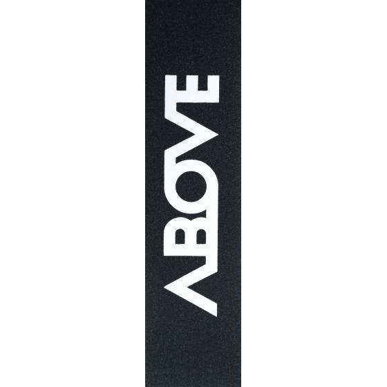 Above Big Logo Scooter Grip Tape Black