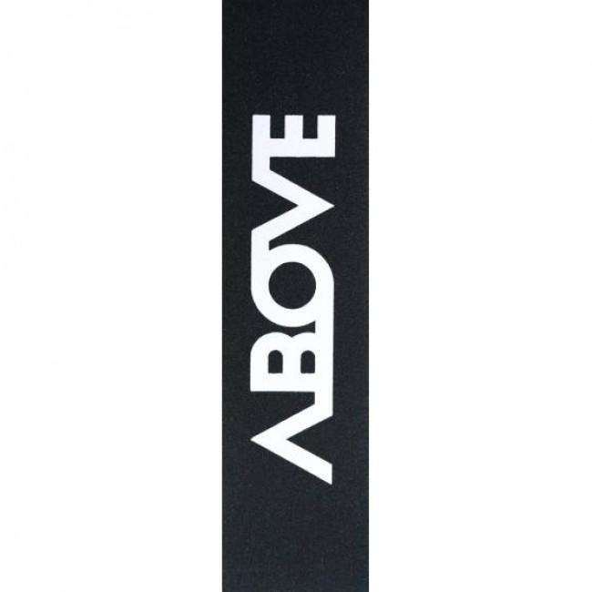 Above Big Logo Scooter Grip Tape Black