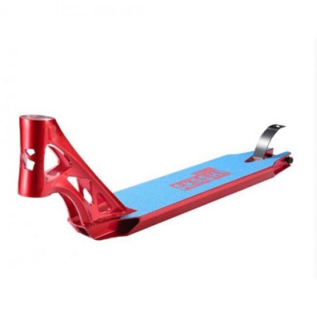 Sacrifice Akashi 110 V2 Scooter Deck Cherry Red