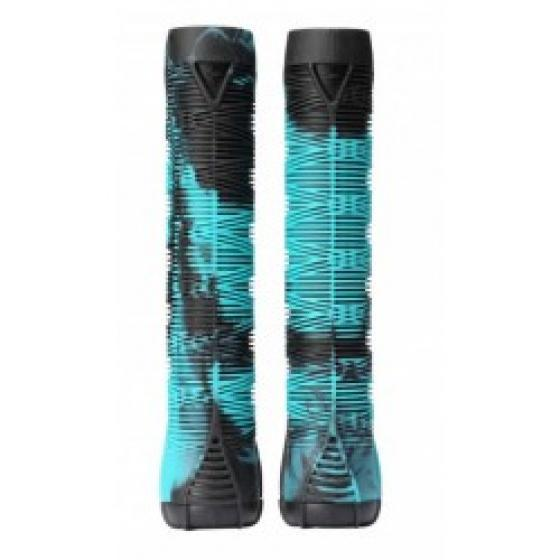 Blunt Scooter Grips Teal Black V2