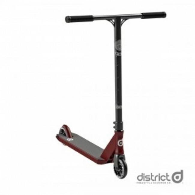 District C50R Codie Donovon Complete Scooter
