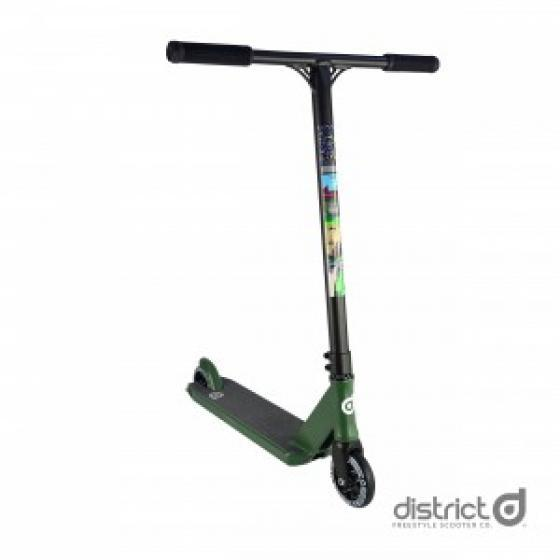 District C50R Helmeri Complete Scooter