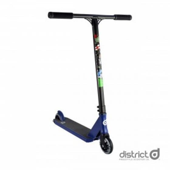 District C50R Lewis Crampton Complete Scooter