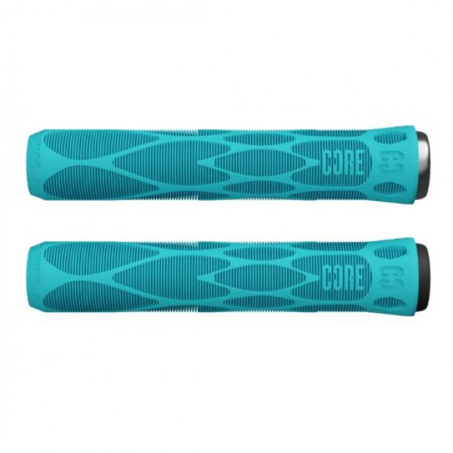 Core Pro Scooter Handlebar Grips Teal 170mm