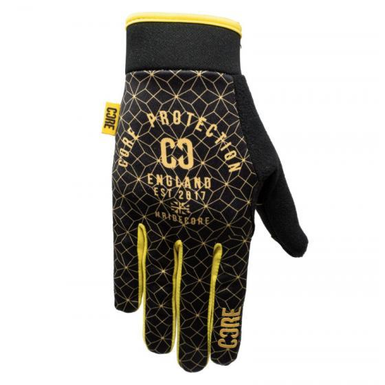 Core Protection Gloves SR Black/Gold Small
