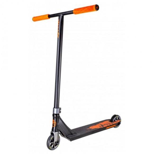 Addict Defender MKII Complete Stunt Scooter Black/Orange