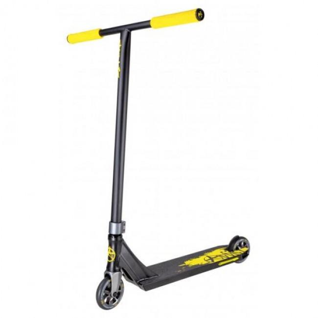 Addict Defender MKII Complete Stunt Scooter Black/Yellow