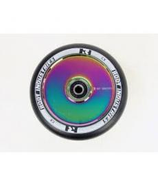 Root Industries Air Wheel Black/Neo 110mm