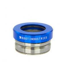 Root Industries Integrated Scooter Headset Blue