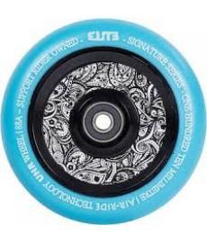 Elite Floral Air Ride Wheel 110mm Blue/Floral