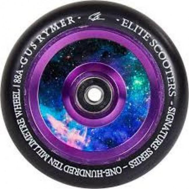 Elite Gus Rymer Sig Air Ride Galaxy Wheels 110mm